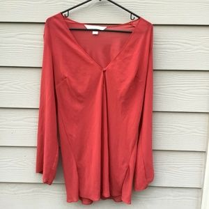 3/$13 Victoria's Secret Red Sheer Camisole M